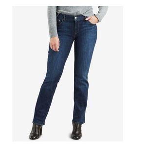 Levis 505 Straight Leg Women's Size 4 Jean